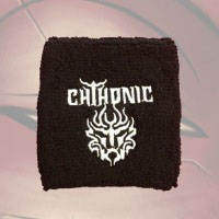 CHTHONIC - Logo Wristband - CHTHONIC