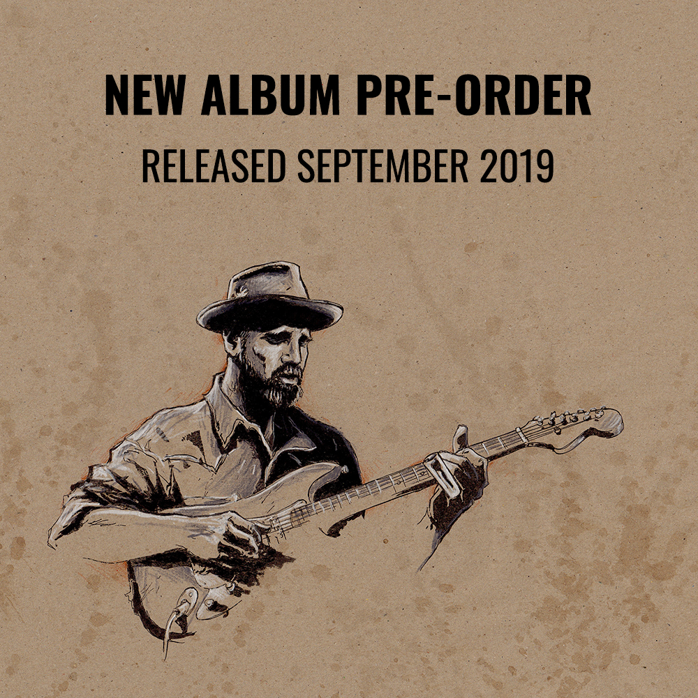 Ticket + Album Preorder Bundle - Martin Harley