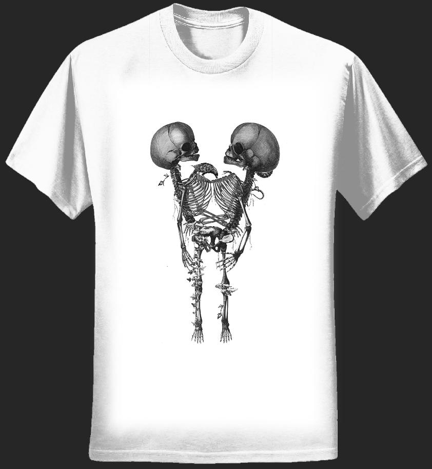 Mens White Dear Sherlock Da Vinci's Chamber T-Shirt - Dear Sherlock