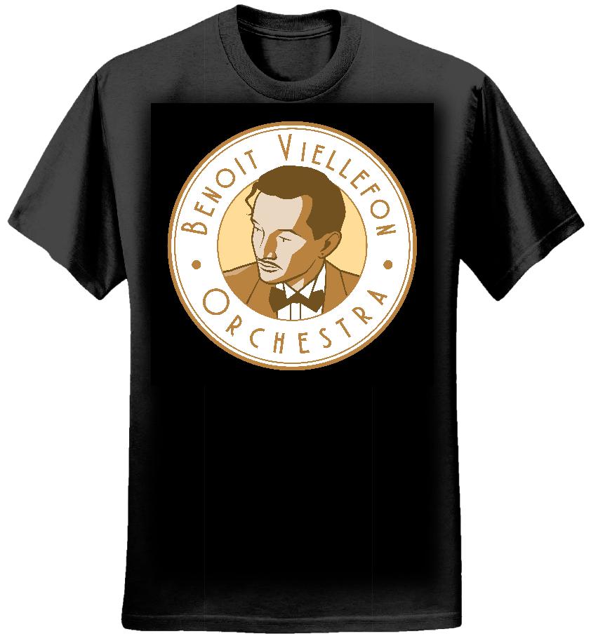 Women T-shirt (Cotton, Belcoro yarn 160gsm) - Benoit Viellefon